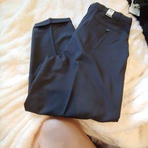 Joseph A Bank Navy blue golf pants size 38 x 22.